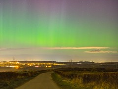 Aurora Borealis (andymoore1983) Tags: uk space astrophotography aurora northernlights auroraborealis doncaster southyorkshire spaceweather