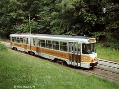 7736-03778§0 (VDKphotos) Tags: pub belgium tram bn tervuren werbung pcc vlaanderen stib mivb t7700 créditcommunal