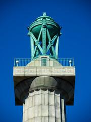Prison Ship Martyrs Monument (jrakis) Tags: newyorkcity monument urn brooklyn memorial revolutionarywar fortgreenepark doriccolumn stanfordwhite adolphalexanderweinman