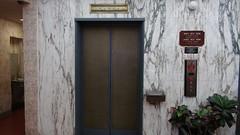 elevator at the petroleum building (DieselDucy) Tags: sanantonio texas lift elevator ascensor lyfta rafe lyftu