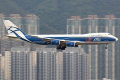 AirBridgeCargo | Boeing 747-8F | VQ-BLQ | Hong Kong International (Dennis HKG) Tags: plane canon airplane hongkong airport aircraft cargo 7d boeing ru boeing747 hkg 747 freighter planespotting cheklapkok abw 100400 7478 vhhh boeing7478 airbridgecargo 7478f vqblq