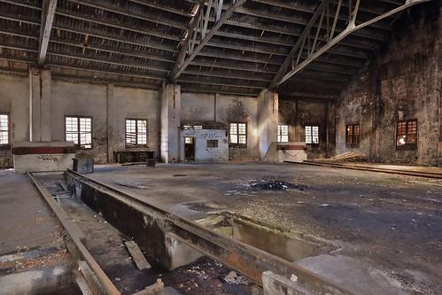Canfranc estacion, gare monumentale abandonnée