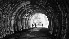 Light at the End of the Tunnel (gavsidey) Tags: dale tunnel chee watercumwaterdale