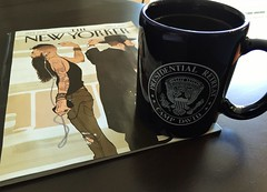 Darrin Misiera Camp David & The New Yorker Coffee Mugshot (Darrin Misiera | Triathlon Bad Boy) Tags: coffee newyorker caffeine darrin campdavid misiera darrinmisiera triathlonbadboy