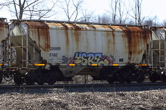 Ysre (BombTrains) Tags: road railroad art train bench graffiti paint tag graf rail spray dk graff freight wolverine rabid fr8 nbd benching ysre