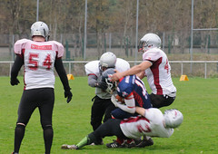 20160403_Avalanches Annecy Vs Falcons Bron (5 sur 51) (calace74) Tags: france annecy sport foot division falcons bron amricain avalanches rgional