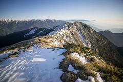 -20 (billlushana1) Tags: sunset mountain snow rock canon landscape outdoor sony taiwan  peaks  taroko hualien  tarokonationalpark  superwide hehuanshan ef1740mmf4lusm  mountain 14 100peaksoftaiwan taiwantop100peaks sonya7r