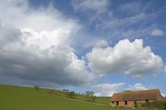 FarmShed (Tony Tooth) Tags: england sky cloud squall barn countryside nikon farm buckinghamshire farming shed stormy farmland april nikkor brill bucks 18105mm d7100