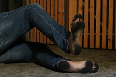 dirty party feet 568 (dirtyfeet6811) Tags: feet barefoot soles dirtyfeet dirtysoles blacksoles