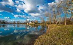 lake Zajarki (065) (Vlado Ferenčić) Tags: clouds cloudy lakes croatia hrvatska nikkor173528 nikond600 zaprešić lakezajarki