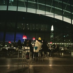 Drinks at the beautiful new Sky... (Something_to_Declare) Tags: london skygarden walkietalkie londonskyline londontown mylondon londoneats 20fenchurch instalove travelgram instaplace uploaded:by=flickstagram instatravel instagram:venuename=theskygarden instagram:venue=257946318 instagram:photo=90530972588429183651275645