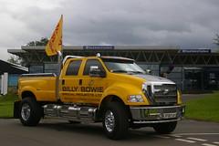 BILLY BOWIE TANKERS SF08YLW (bobbyblack51) Tags: ford bowie billy f650 tankers 2015 truckfest ingleston sf08ylw
