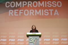 Segundo dia do #36congressopsd que se realiza em Espinho