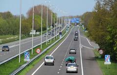 A30 Barneveld-2 (European Roads) Tags: netherlands motorway ede freeway nl a30 autosnelweg barneveld lunteren
