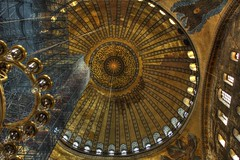 _MG_5661_2_Painterly (rvogt0505) Tags: turkey istanbul hagiasofia