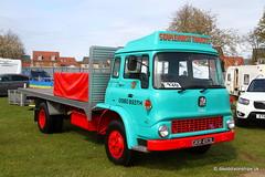 Lorry. Bedford TK series  GKR 453L (dickodt65) Tags: truck bedford lorry truckfest