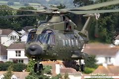 ZJ995 / AD - AgustaWestland Merlin HC3A - No. 78 Squadron, RAF (KarlADrage) Tags: merlin raf dawlish royalairforce eh101 agustawestland dawlishairshow aw101 78sqn zj995 merlinhc3a