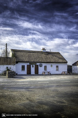 WARD'S PUB - KILTULLAGH (adrianmoorephotography) Tags: old ireland galway bar photography photo pub thatched kiltullagh
