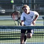 BHS Men's Tennis vs WW 4/5/16