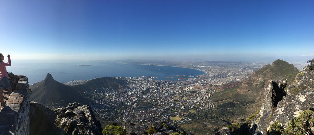 View from Table Mountain by amanda.coolidge, on Flickr
