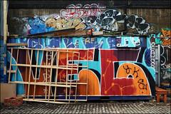 Veg (Alex Ellison) Tags: urban graffiti boobs graff veg southlondon fops