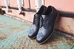 . Black on Black Wingtip Derby .   For more info please visit our Instagram account : PERDEUMFTWR   #brogue #bespoke #mensshoes #mensstyle #menswear #mensfashion #leathergoods #wingtip #MTO #leathershoes #localbrand #localbrandid #perdeum (perdeumftwr) Tags: bali mensfashion brogue ubud kuta wingtip bespoke menswear localbrand mensshoes canggu mto leathershoes leathergoods mensstyle localbrandid perdeum