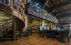 Biblioteca Municipal de Lima (fleonlv) Tags: peru book arquitectura arte lima library biblioteca libros municipalidad bibliotecas