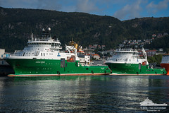 Havila Venus & Havila Jupiter (Aviation & Maritime) Tags: norway offshore tug bergen supply ahts anchorhandling anchorhandlingtugsupply havilajupiter havilavenus ahtug