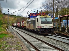 253 (firedmanager) Tags: train tren locomotive locomotora 253 ferrocarril freighttrain renfe trena railtransport bombardiertraxx