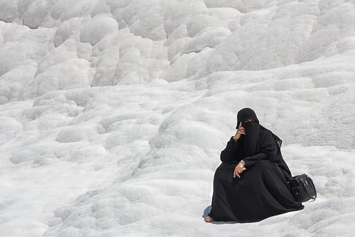 canon turkey eos europa europe muslim hijab niqab pamukkale turquía denizli musulmana burka patrimoniodelahumanidad 60d castillodealgodón edgardoolivera