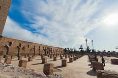 Koutoubia (valentinasota) Tags: morocco maroc marrakesh marruecos koutoubia minarete
