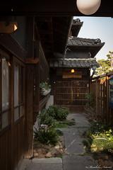 Drop In On The Way (Masahiko Futami) Tags: building history japan architecture canon entrance culture nagoya  aichi        arimatsu  eos5dmarkiii