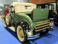 1931 FORD A Roadster vert (xavnco2) Tags: show green classic cars ford car club modela 1931 automobile exposition autos bourse verte roadster arras 2016 ravera6a