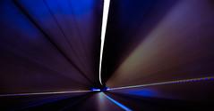 |Lignes| ! ||3| (virginiefort) Tags: road blue lights nikon highway purple tunnel line bleu route autoroute lumires lignes d600 pourpre afs241204ged