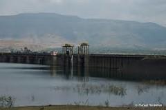 dhom dam (swamisamarth123) Tags: dam satara dhom