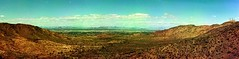 Lesson Learned... (wyatthalchishick) Tags: panorama mountain film landscape grain underexposed nikkormat fail kroger200