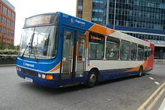 Stagecoach DAF SB200 26127 YJ04HLC - Sheffield (dwb transport photos) Tags: bus sheffield wright commander stagecoach daf 26127 yj04hlc
