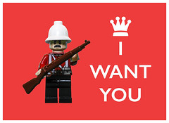 I want you... (tim constable) Tags: travel infantry vintage poster soldier army war lego victorian retro traveller desire join empire imperial conflict historical service motivation british incentive minifig desperation campaign armedforces redcoat zulu recruitment armed minifigure footsoldier signup enlist needyou kingandcountry queenandcountry voyageofdiscovery 24thfoot incentivise timconstable