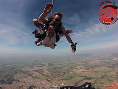 G0050389 (So Paulo Paraquedismo) Tags: skydive tandem freefall voo paraquedas quedalivre adrenalina saltar paraquedismo emocao saltoduplo saopauloparaquedismo