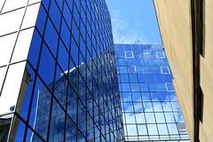 glass corner (Artee62) Tags: city uk london canon 7s cityroad