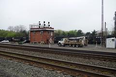 berea 053 (Fan-T) Tags: ohio tower work track ns gang mow berea