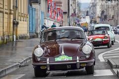 Porsche 356C (Alexandre Prvot) Tags: auto france cars car sport automobile european parking transport automotive voiture route exotic nancy lorraine 54 supercar luxe berline exotics supercars ges 54000 dplacement meurtheetmoselle worldcars grandestsupercars