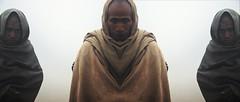 Early morning misty visions (Carlo Di Campli) Tags: portrait india fog alba religion mirrored editing hinduism nebbia ritratto guru allahabad postproduzione nikond7000 kumbamela2013
