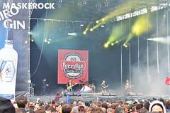 Porretas # Viña Rock 2016