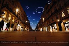 Bordeaux - Cours de l'Intendance (Azraelle29) Tags: night bordeaux nuit ville azraelle gironde tamron1024 sonyslta77 azraelle29