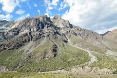 Cajn del Maipo - Valles las Arenas (71) (lxrdrg) Tags: climbing montaa escalada cajondelmaipo escaladadeportiva vallelasarenas pareddejabba pareddejabbah
