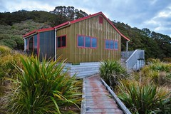 The Tararua Mountains, getting close to Wellington
