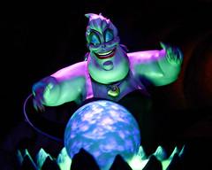 _DSC0622 (akboeckman) Tags: world ariel dark ride little witch magic kingdom disney octopus mermaid wdw walt ursula