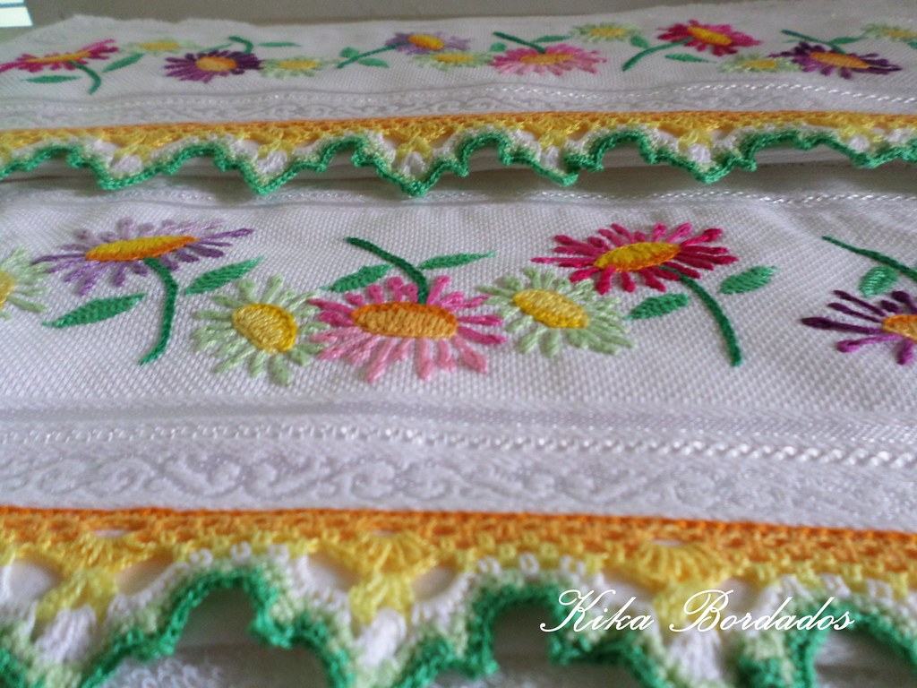 The world s best photos of embroidery and flores flickr