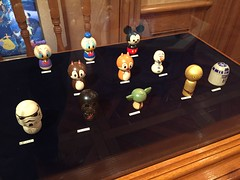 Tokyo Disneyland (jericl cat) Tags: world japan shop japanese tokyo starwars mainstreet gallery disneyland disney bazaar kokeshi 2015